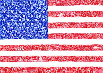 The USA by OKAINAIMAGE
