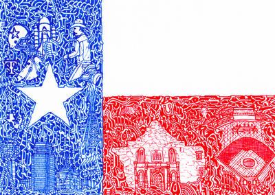 The Texas by OKAINAIMAGE