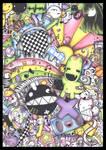Street Art in Colors