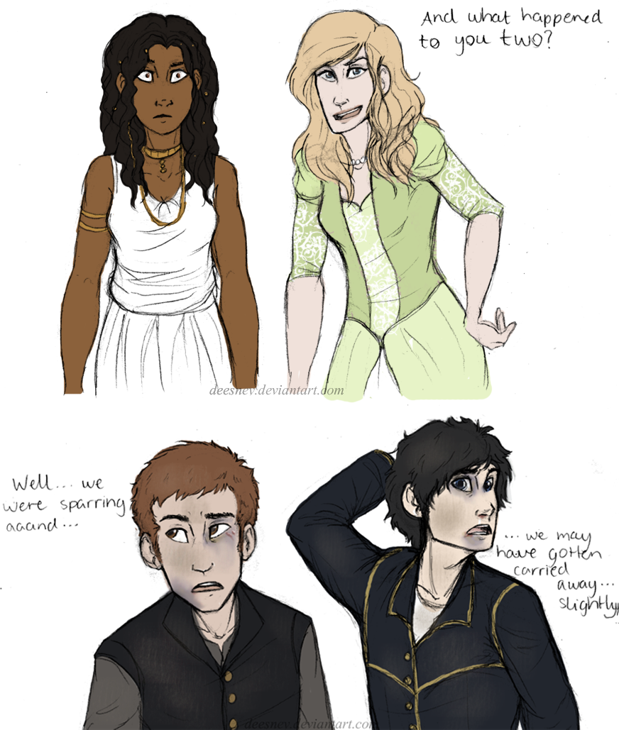 Genderbend Throne Of Glass