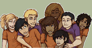 Demigod Group Hug