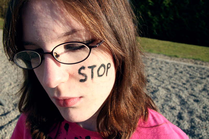 Bullying by xMkx