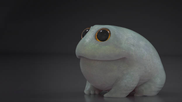 Zbrush Doodle: Day 2387 - Wax Frog