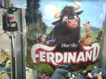 Ferdinand in the claw machine