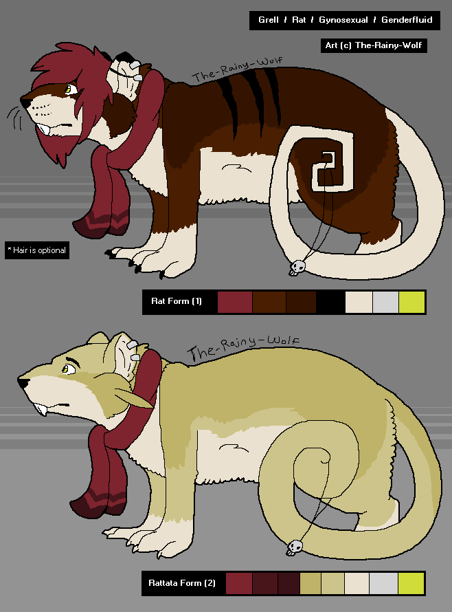 Grell Ref by The-Rainy-Wolf
