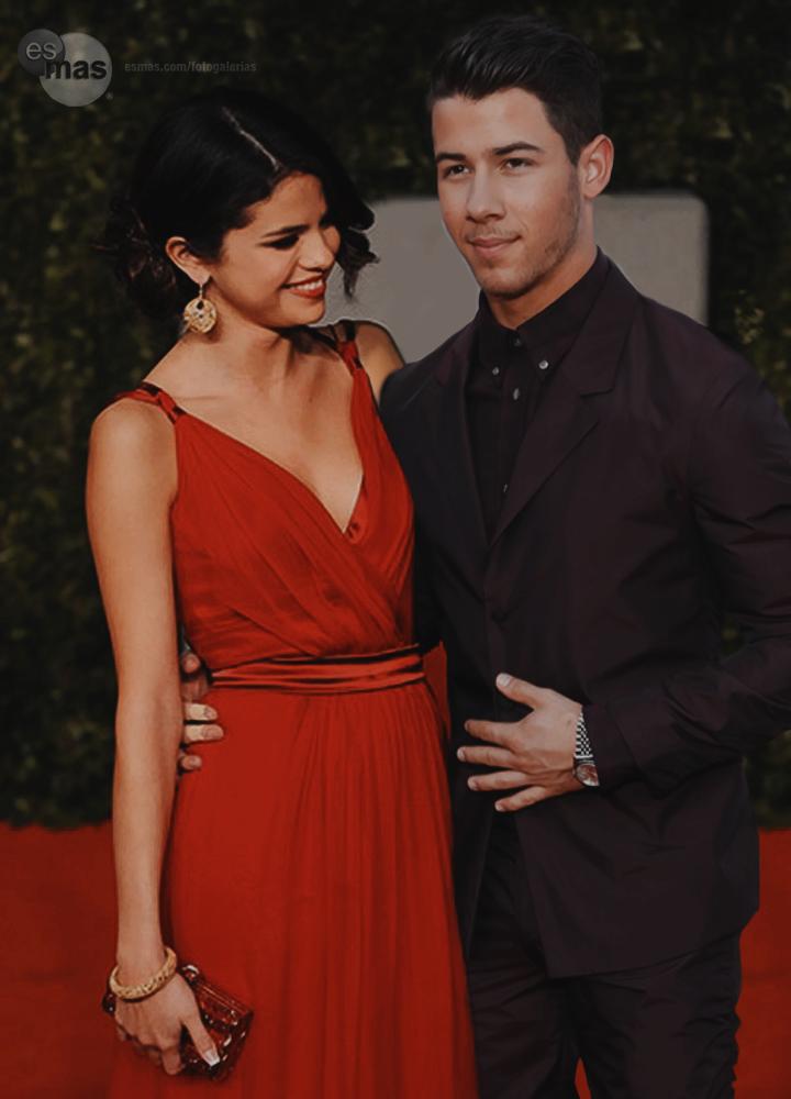 Selena and Nick [MANIP] by isnotaname