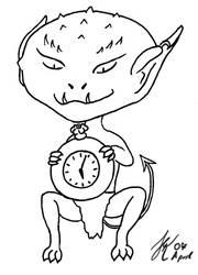 Timeeater Kobold