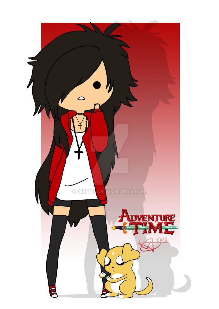 Adventure Time Style Art