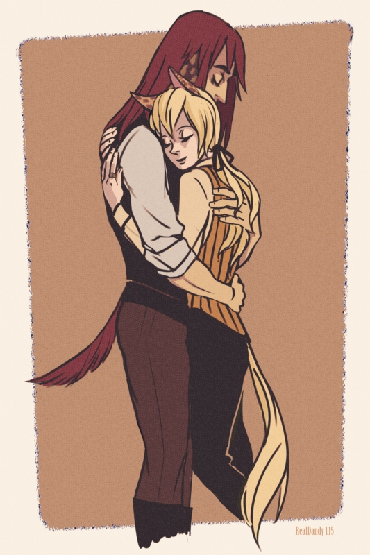 All you need is a hug by RealDandy