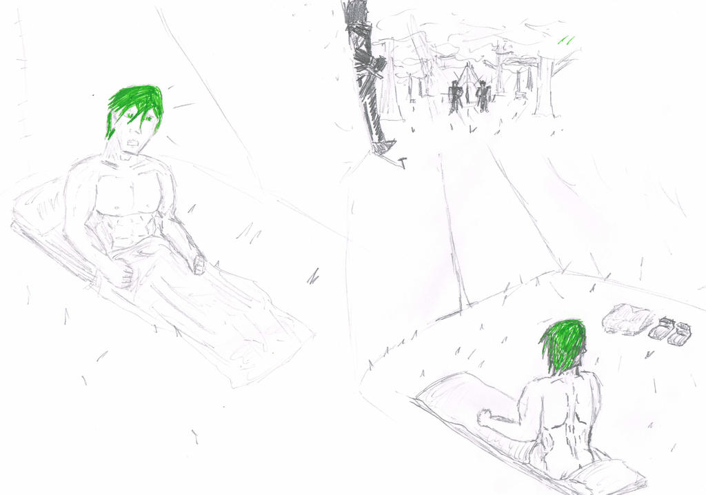Nagion comic page 2 by RikThunder