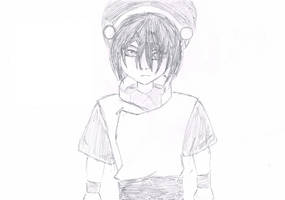 Toph Beifong by RikThunder