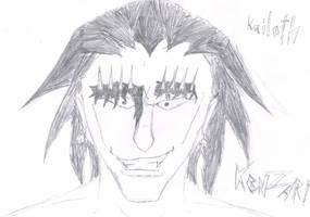 Kenzari Kailoth by RikThunder