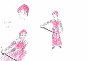 Bloodred Makojin 1 by RikThunder
