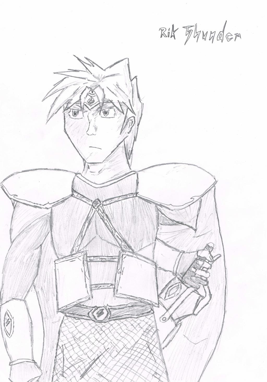Emperor Rik by RikThunder