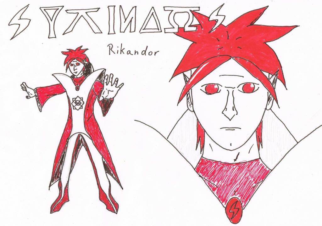 Rikandor by RikThunder