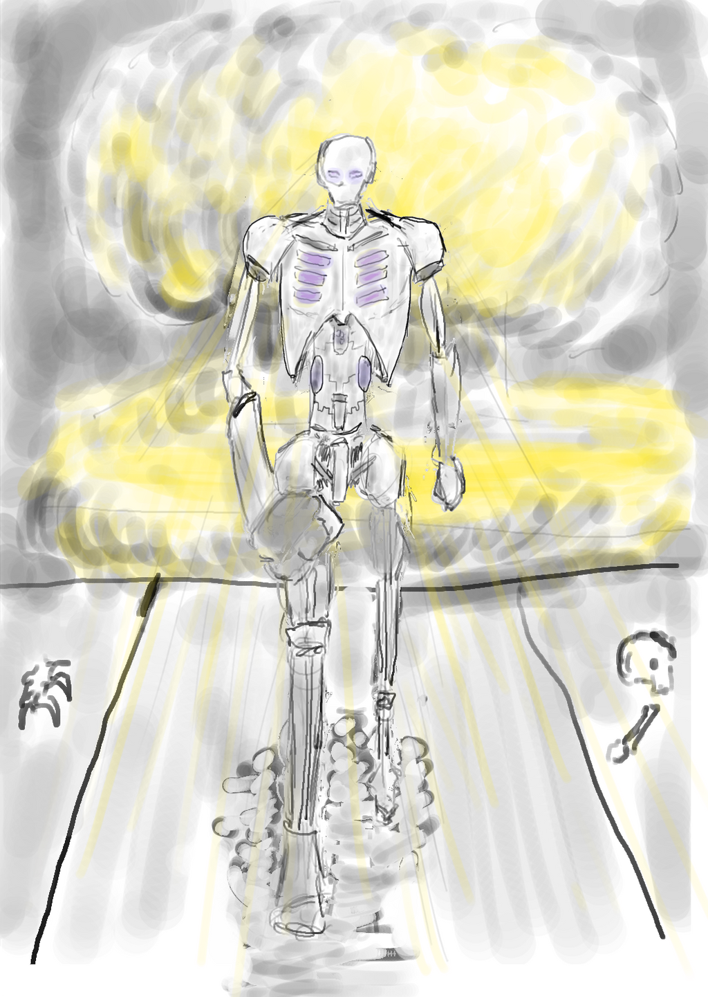 Robobo Apokalypse by RikThunder