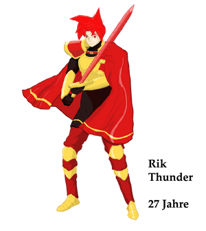 Rik Fire Emblem