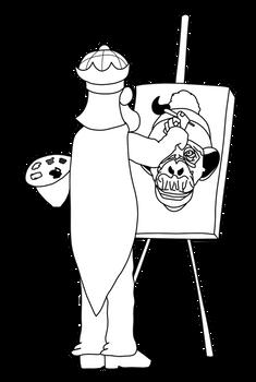 Karl the Artist