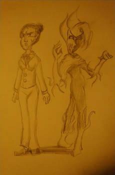 Jack and Kim