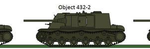 Soviet KV Super Tank Destroyer Project 1943
