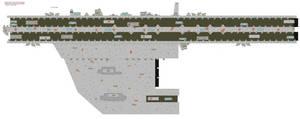 (ALT SW) Quadrachion Leviathon Class BattleShip