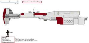(ALT SW) Hammerhead class heavy frigate by TinkerTanker44432
