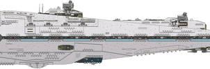 (ALT SW) Imperial, Spector-Class, BattleShip by TinkerTanker44432