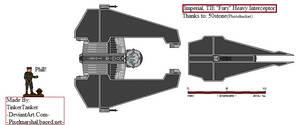 (ALT SW) Imperial, TIE 'Fury' Heavy Interceptor