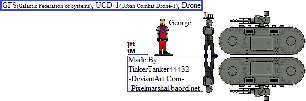 GFS, UCD-1, Drone by TinkerTanker44432