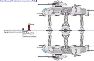 (ALT SW) Galactic Remnant, AT-AE, Walker