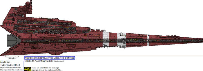 (ALT SW) Quadrachion Empire, Keyan-Class, SBS