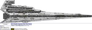 ALT SW: New Republic, Imperator-Class Star Cruiser
