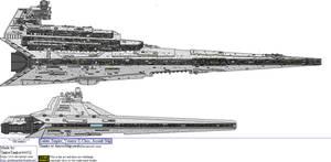 (ALT SW) Galactic Empire, Venator II-Class, AS