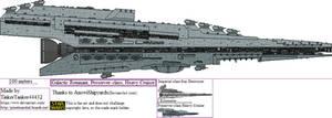 (ALT SW) Galactic Remnant, Preserver-class, HC