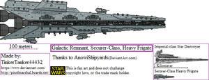 (ALT SW) Galactic Remnant, Securer-Class, HF