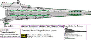 (ALT SW) Galactic Protectors, Vindex-Class, HC