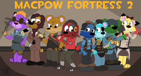 MacPow Fortress 2 by Jeremy-the-Blockhead