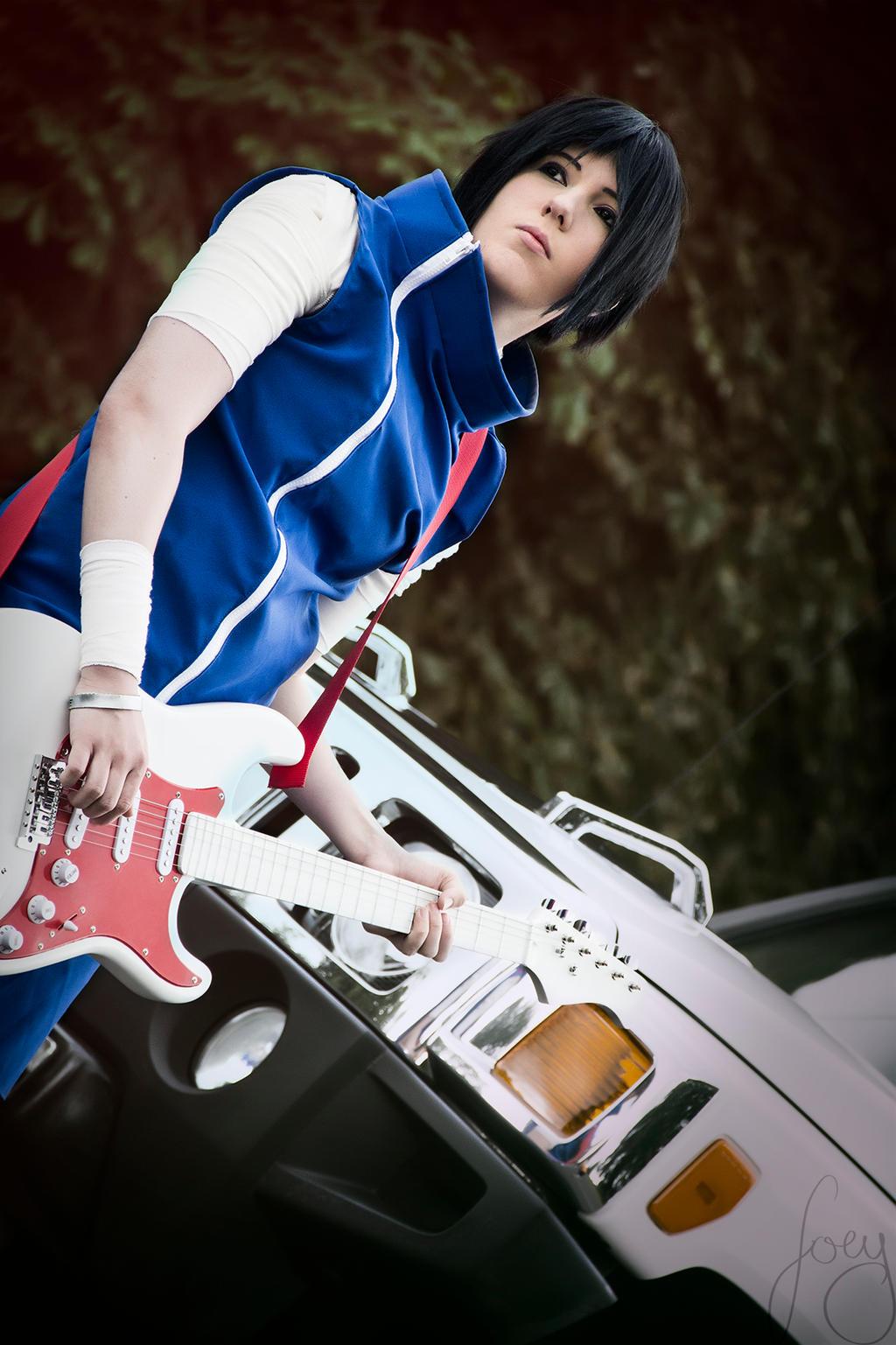 12 - Uchiha Sasuke Rockstar by Dark-Uke