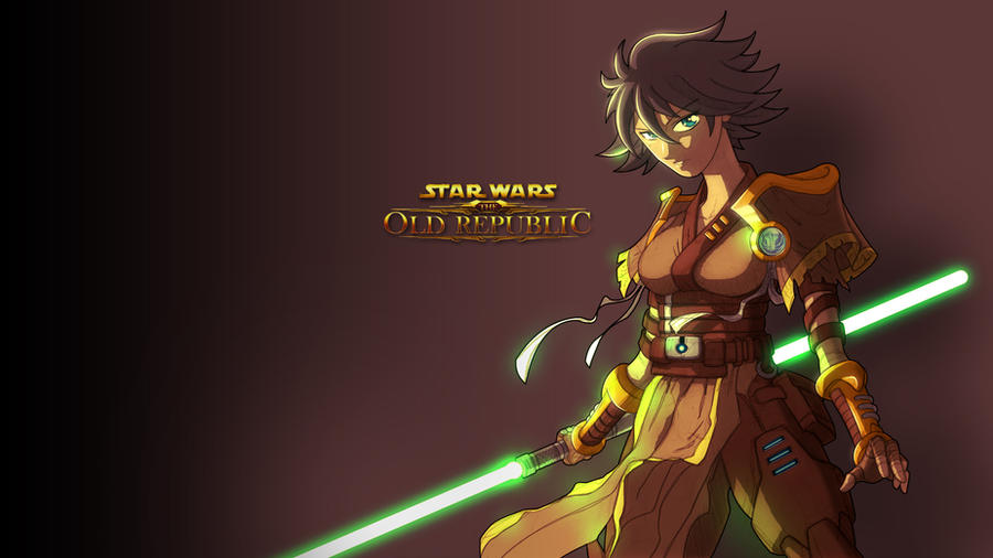 Jedi consular by neitsabes