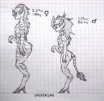 alien species: the valkerian