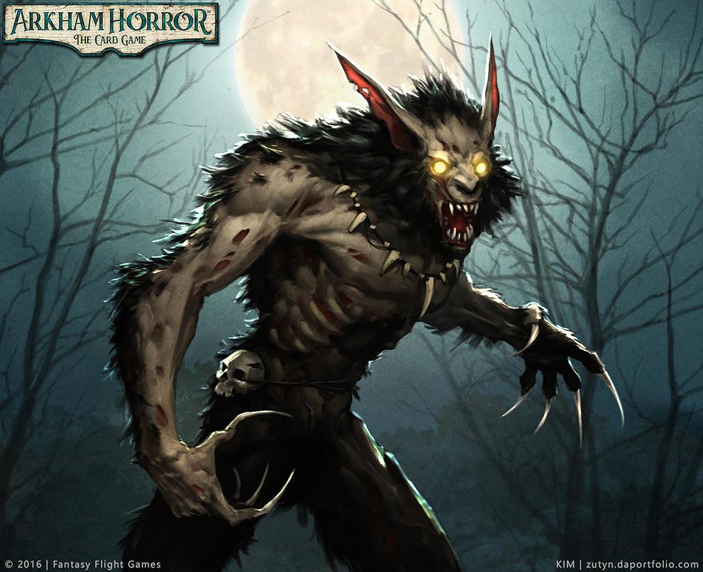 Arkham Horror The Beast of the Bayou Zutyn by Zutyn