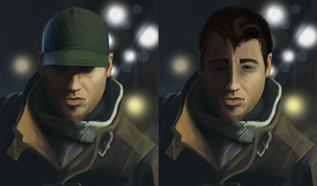 Watch Dogs  Play As Aiden