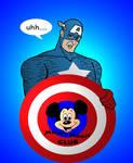 Poor Cap. by Gonzocartooncompany