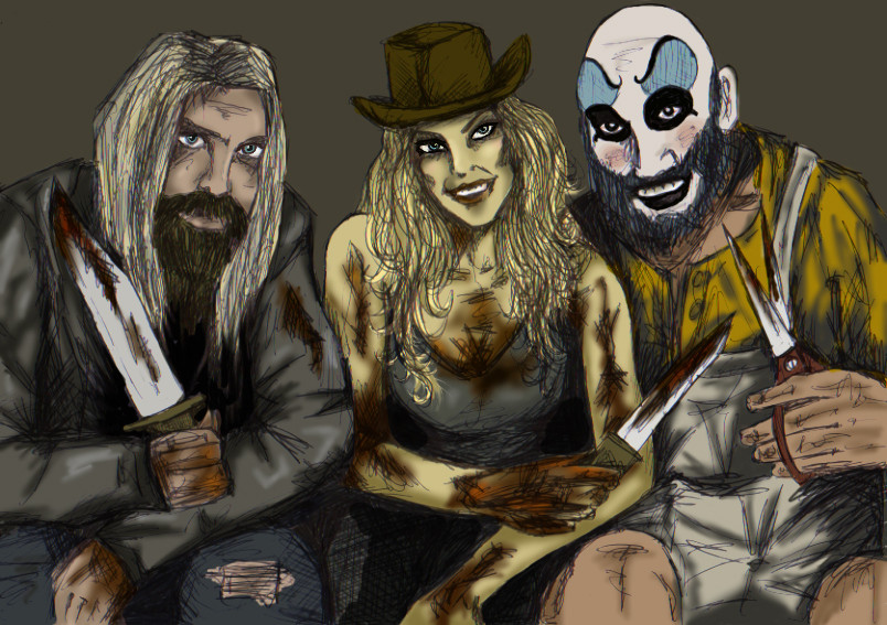 The Devils Rejects By Spookshowbabyx On Deviantart