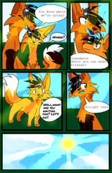 Kitsune Chapter 1 Page Six