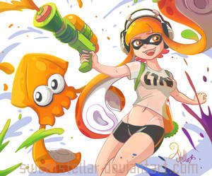 Splatoon: Inkling