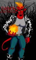 Daemon (Shade's Demon Form) by Penn92Evans