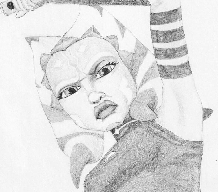 Ahsoka by Crystal-Cat