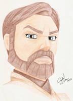 Obi-Wan Kenobi by Crystal-Cat