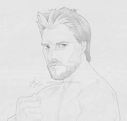 Chris Jericho by Crystal-Cat